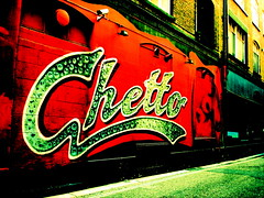 ghetto photo by chutney bannister