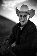 Old Cowboy photo by Luis Montemayor