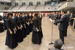 The 19th All Japan Women's Corporations and Companies KENDO Tournament & All Japan Senior KENDO Tournament_049