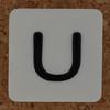 MINI MIND MOVER-3 letter U