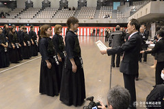The 19th All Japan Women's Corporations and Companies KENDO Tournament & All Japan Senior KENDO Tournament_046