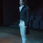 Alistair Sewell (Gus Coverly) in ARCADIA at Writers Theatre. Photo by Michael Brosilow.