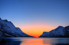 Arctic Sunset photo by artic pj