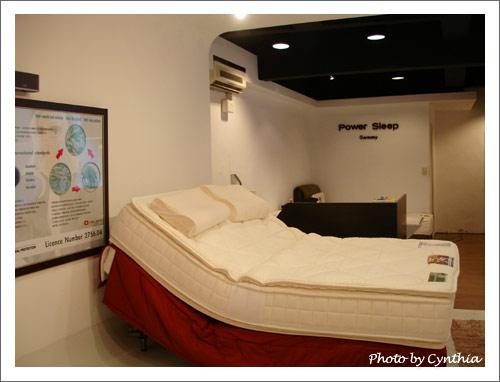 夢想中的床