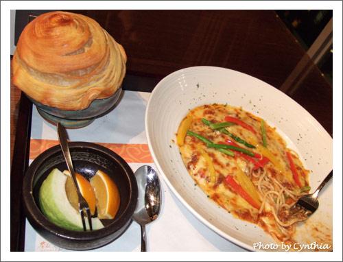 焗義大利肉醬麵