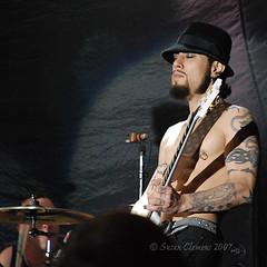 Dave Navarro. (by suZen.)