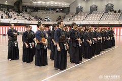 The 19th All Japan Women's Corporations and Companies KENDO Tournament & All Japan Senior KENDO Tournament_043