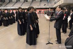 The 19th All Japan Women's Corporations and Companies KENDO Tournament & All Japan Senior KENDO Tournament_047