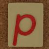 SPELL MASTER letter p