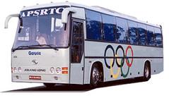 """[解ç""""] WorldWise:Wheels & More Wheels_(4) APSRTC的巴士"""