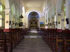 iglesia de luque