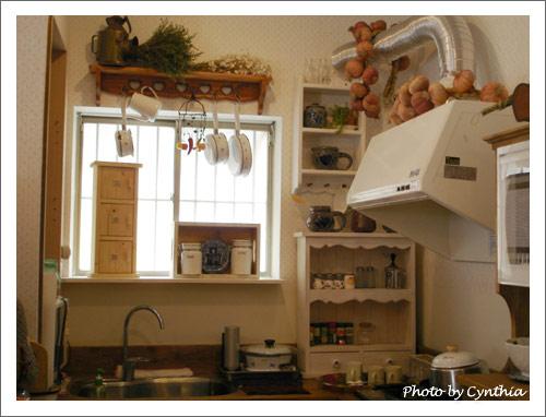 廚房新擺設