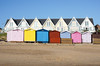 Houses and beach huts