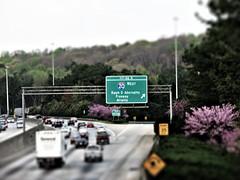 I-285 from I-20