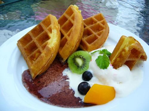 鬆餅(Waffle)