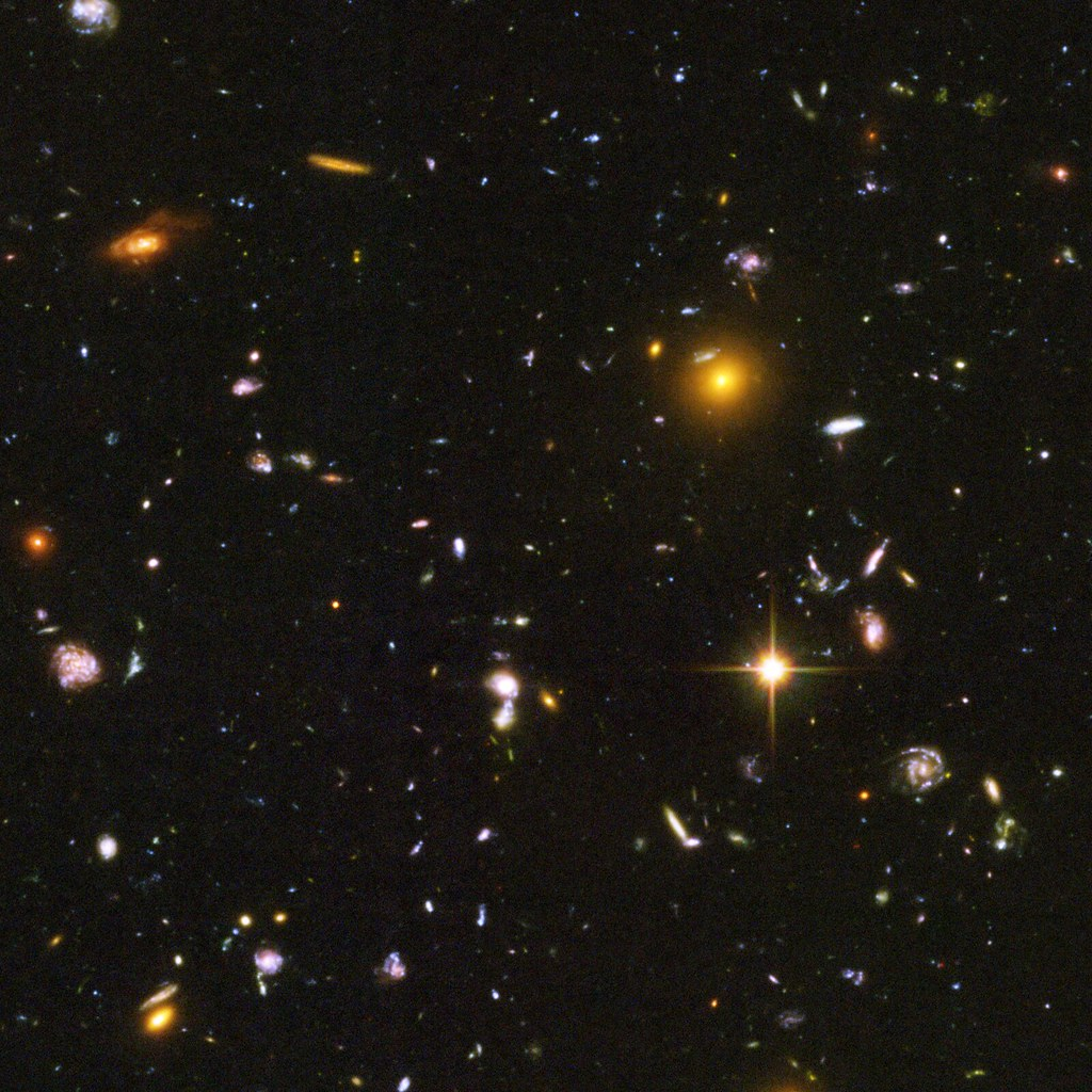 high resolution hubble ultra deep field large - photo #15