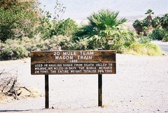 20-Mule Team - Borax - Death Valley