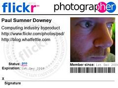 Flickr pass