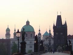 尖塔之都--布拉格