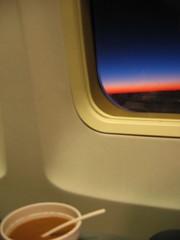 Coffee, Flight QF4004 (2 of 3).