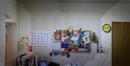 myroom (Hugin Photo stitch)