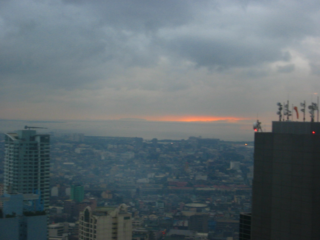 Makati Sunset