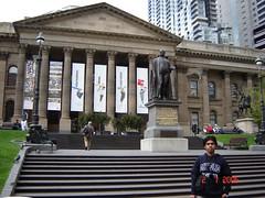 Victoria State Library, Melbourne, Australia