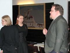 Pasi, Ninni and Jukkahoo from Helsinki