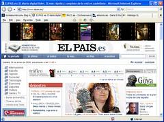 Usando Internet Explorer 7