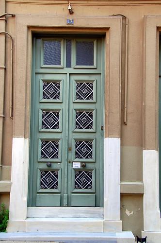 Koukaki Front Door (by RobW_)