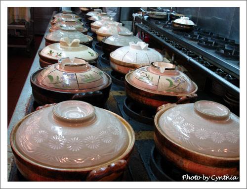 壯觀的陶鍋