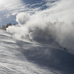 Snowmaking on Profile. 1.28.16