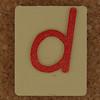 SPELL MASTER letter d