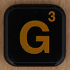 WORDS with FRIENDS RACE letter G