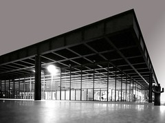 New National Gallery / Neue Nationalgalerie (Berlin) photo by manuela.martin