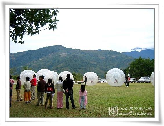 台東初鹿牧場-太空球