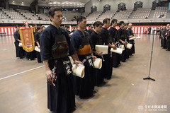 The 19th All Japan Women's Corporations and Companies KENDO Tournament & All Japan Senior KENDO Tournament_051