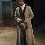 Gabriel Ruiz (Richard Noakes) in ARCADIA at Writers Theatre. Photo by Michael Brosilow.