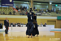 14th All Japan Kendo 8-Dan Tournament_466