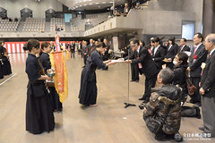 The 19th All Japan Women's Corporations and Companies KENDO Tournament & All Japan Senior KENDO Tournament_045