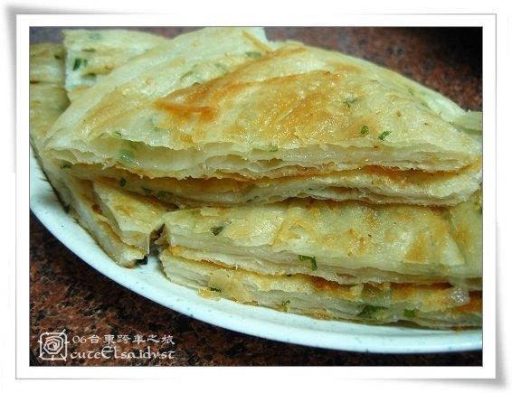 台東-標記小館-蔥油餅
