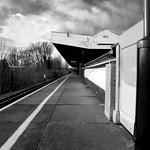 Henrik Larsson stencil - Nunhead Station