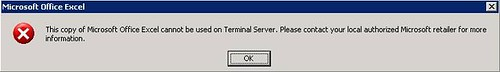 TS error