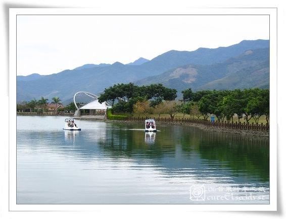 台東關山-美麗的湖