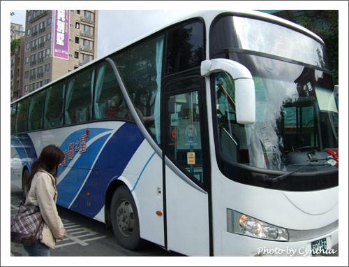 回程漂亮的916公車