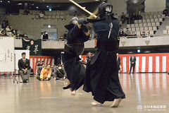 The 19th All Japan Women's Corporations and Companies KENDO Tournament & All Japan Senior KENDO Tournament_036