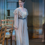 Chaon Cross (Lady Croom) in ARCADIA at Writers Theatre. Photo by Michael Brosilow.