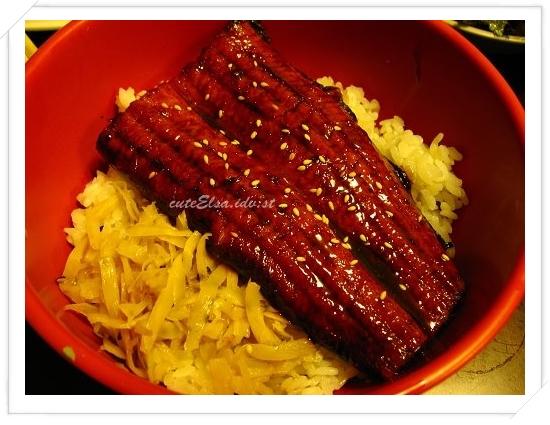 三味食堂-鰻魚飯
