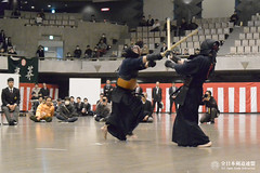 The 19th All Japan Women's Corporations and Companies KENDO Tournament & All Japan Senior KENDO Tournament_038