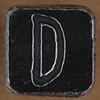 shain letter D